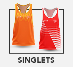 Rugby Athletic Singlets