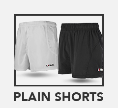 Rugby Plain Shorts