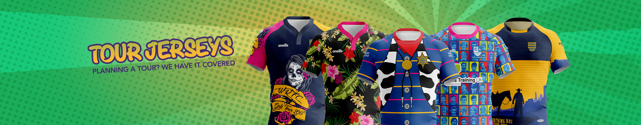 Tour Jerseys